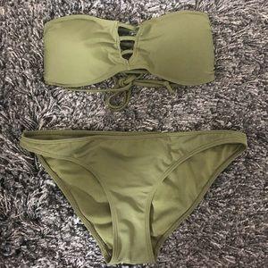 Army Green Bikini
